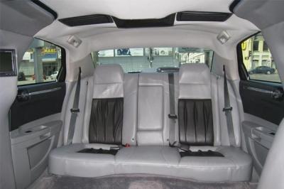 Chrysler 300C Limo Black_5