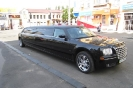 Chrysler 300C Limo Black