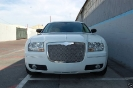 Chrysler 300C Limo White_2