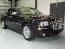 Chrysler C 300 Black