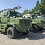 КрАЗ відправив на експорт чергову партію бронемашин КрАЗ-Шрек-М (фото)