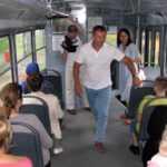 Ігор Молоток — перший модернізований трамвай уже на рейках (ФОТО)