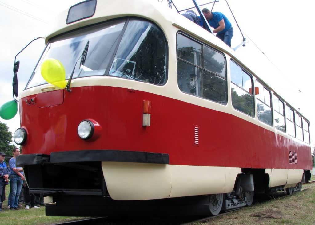 Трамвай Конотоп