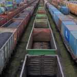 Вантажоперевезення по залізниці з початку року знизилися на 2%