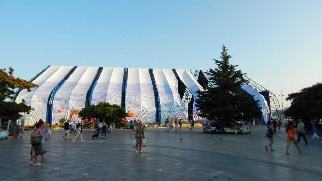 Крымчане разоблачили ложь Аксенова о «7 миллионах туристов»
