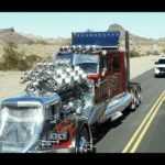 Єдину у своєму роді вантажівку-монстра Thor24 продано за $12 мілійонів