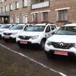Сучасні авто передані лікарям Конотопського району
