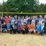 Турнір з пляжного волейболу перетворився в турнір з «водного» волейболу