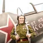 Зеленський забув про ювілей українського льотчика-аса Івана Кожедуба, з нардепів на вшануванні був тільки Ігор Молоток